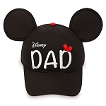 Disney Dad Ear Hat - Baseball Cap for Men