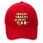 Disney Baseball Cap for Kids - Insert Snacks Here