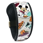 Disney Dooney and Bourke MagicBand 2 Bracelet - Epcot Food and Wine Festival 2020 - Mickey and Minnie Mouse