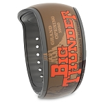 Disney MagicBand 2 Bracelet - Big Thunder Mountain Railroad - 40th Anniversary