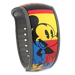 Disney MagicBand 2 Bracelet - Walt Disney World 2021 Logo - Mickey Mouse
