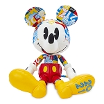 Disney Plush - Disney Parks 2021 Logo - Mickey Mouse - 10''