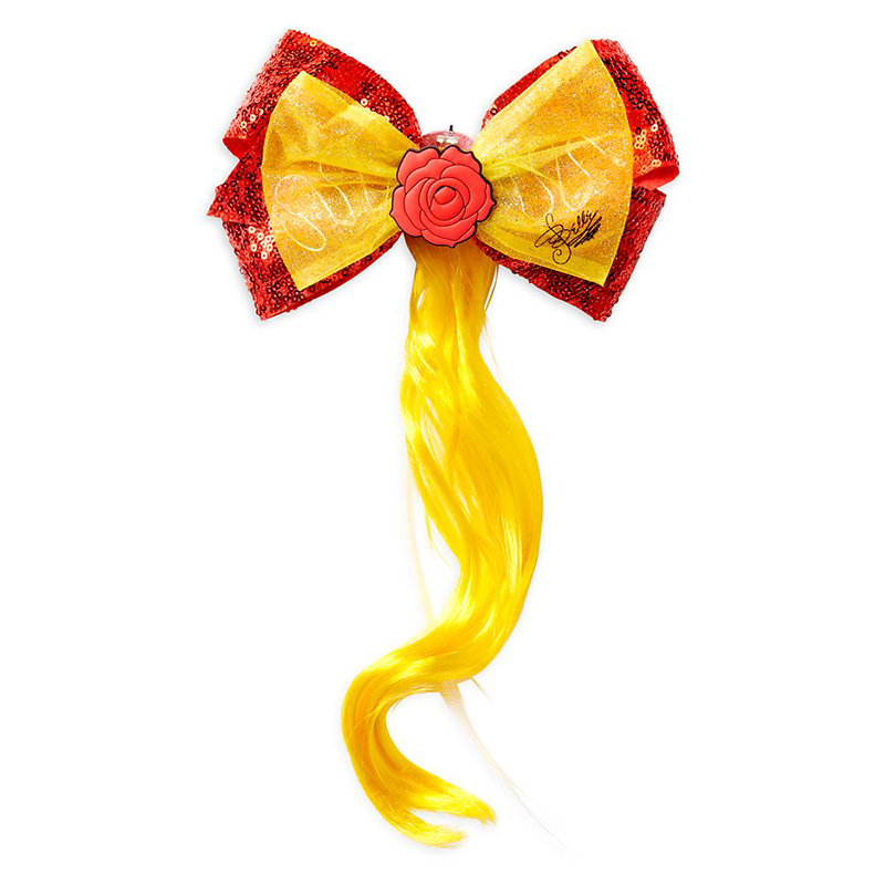Disney Light-Up Bow and Hair Extension - Belle