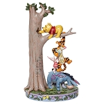 Disney Traditions by Jim Shore - Winnie the Pooh and Friends Tree
