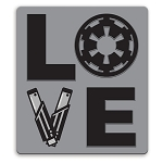 Disney Pin by Her Universe - Star Wars - Imperial Crest LOVE