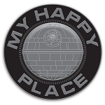 Disney Pin by Her Universe - Star Wars - Death Star - My Happy Place