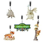 Disney Figural Ornament Set - Jungle Cruise