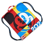 Disney Cinch Sack - Walt Disney World 2021 Logo - Mickey Mouse
