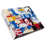 Disney Photo Album - Walt Disney World 2021 Logo - Mickey Mouse and Friends - 200 Photo
