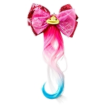 Disney Light-Up Bow and Hair Extension - Aurora