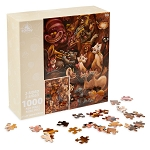 Disney Parks Puzzle - Disney Cats and Dogs