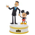 Disney Vinyl Figure - WonderGround Gallery - Walt Disney and Mickey Mouse Partners