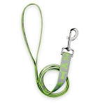 Disney Tails Reflective Dog Leash - Mickey Mouse - Green - Medium