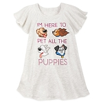 Disney Girls Shirt - Reigning Cats and Dogs - Disney Dogs