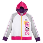 Disney Girls Hoodie - Walt Disney World 2021 - Minnie Mouse and Friends