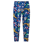Disney Women's Leggings - runDisney - Mickey Mouse and Friends