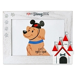 Disney Photo Frame - Reigning Cats and Dogs - Disney Dogs - 5'' x 7''
