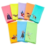 Disney Dinner Napkin Set - Ink and Paint