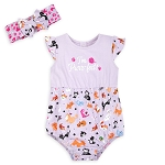 Disney Baby Bodysuit - Reigning Cats and Dogs - Disney Cats
