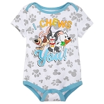 Disney Baby Bodysuit - Reigning Cats and Dogs - Disney Dogs