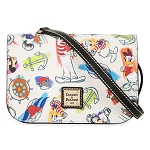 Disney Dooney & Bourke Bag - Ink and Paint - Captain Mickey Mouse and Friends