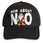 Disney Adult Baseball Cap - Grumpy - How About No