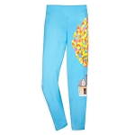 Disney Women's Leggings - Pixar - Up House - Adventure Is Out There