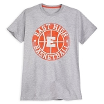 Disney Men's Shirt - High School Musical - East High Basketball
