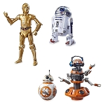 Disney Droid Depot Action Figures - Star Wars Galaxy's Edge - The Black Series
