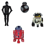 Disney Action Figure Set - Star Wars Galaxy's Edge - Color Changing Droid