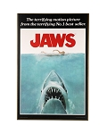 Universal Studios Wall Decor - Jaws - 13'' x 19''