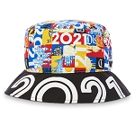 Disney Adult Bucket Hat - Disney Parks 2021 Logo