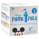 Disney Mystery Figure and Ride Vehicle - Double Blind Box - Park Pals Collectabuilds - Series 1