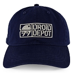 Disney Adult Baseball Cap - Star Wars Galaxy's Edge - Droid Depot