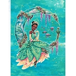 Disney Postcard - John Coulter - Jubilant Dreams