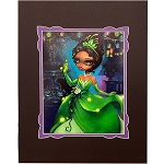 Disney Artist Print - Jasmine Becket-Griffith - Tiana's Magical Evening