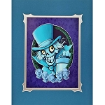 Disney Artist Print - Chris Uminga - Hatbox Ghost and His Fiends