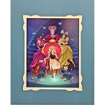 Disney Artist Print - Dylan Bonner - A Scullery Maid No More