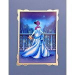 Disney Artist Print - Dylan Bonner - A Wish on the Evening Star