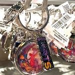 Disney Keychain - Epcot International Festival of the Arts 2021- Figment