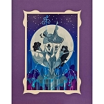 Disney Artist Print - Sam Carter - Muses: Goddesses of the Arts