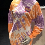 Disney Adult Shirt - Spirit Jersey - Epcot Festival of the Arts 2021 - Figment Loves Pigment