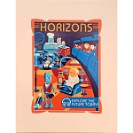 Disney Artist Print - Dave Perillo - Explore the Future, Today