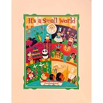 Disney Artist Print - Dave Perillo - it's a small world