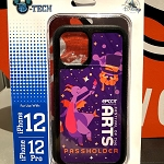 Disney Phone Case - Epcot Festival of the Arts 2021 - Figment - PASSHOLDER - iPhone 12 / 12 Pro