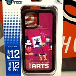 Disney Phone Case - Epcot Festival of the Arts 2021 - Figment - Mickey - Donald - Chip n Dale - iPhone 12 / 12 Pro