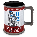 Disney Coffee Cup - Star Wars Galaxy's Edge - R2-Series Astromech Droid Oil Mug