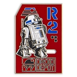 Disney Slider Pin - Star Wars Galaxy's Edge - Droid Depot - R2-D2