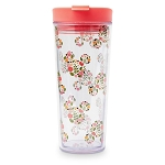 Disney Tumbler  - Mickey Mouse Floral Icon