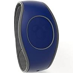Disney MagicBand 2 Bracelet - Light Navy